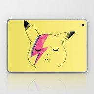 Laptop & iPad Skin featuring Pika Stardust by Hillary White