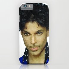 Polygonal Portrait of Prince Slim Case iPhone 6s