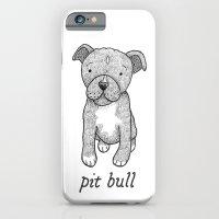 Dog Breeds: Pit Bull iPhone 6 Slim Case