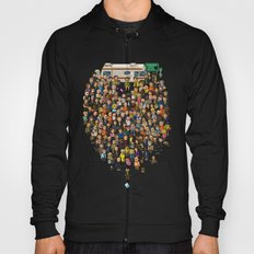 Super Breaking Bad Hoody