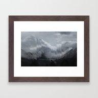 Fractions 00 Framed Art Print