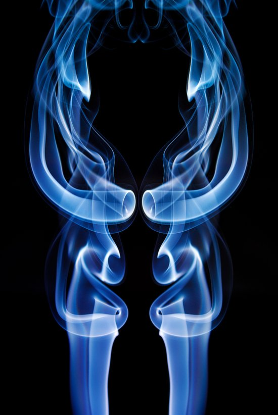 Smoke Photography #22 Art Print