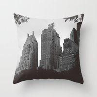 E S S E X {I} Throw Pillow