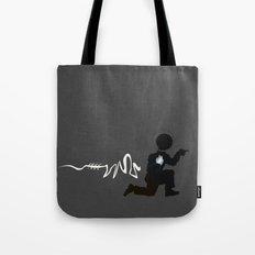 Doing the Moonwalk Backwards But Running. Tote Bag