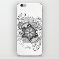 Turn Black And White iPhone & iPod Skin