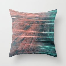 Lines #1 Throw Pillow