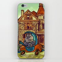Prima Casa. iPhone & iPod Skin