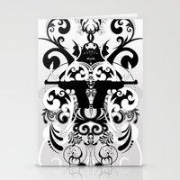 Mimic Stationery Cards