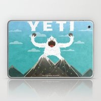 Yeti Laptop & iPad Skin