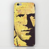 Jason Statham iPhone & iPod Skin