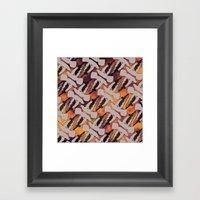 Tess Framed Art Print
