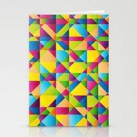 Vibrant Stationery Cards