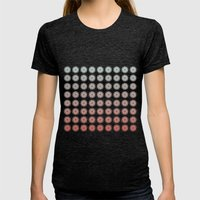 horizonII Womens Fitted Tee Tri-Black SMALL