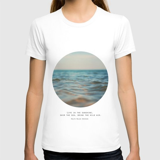 Swim The Sea T-shirt