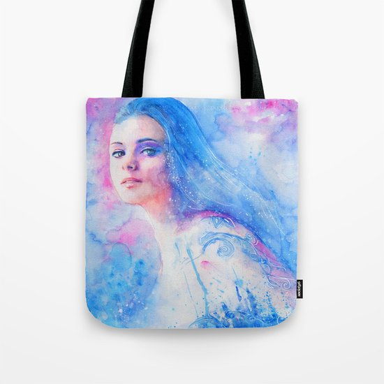 Right from the stars Tote Bag