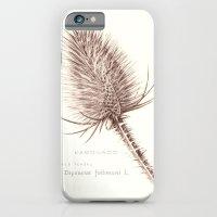 Wild Teasel Botanical Po… iPhone 6 Slim Case