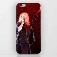 Alison Mosshart // The Kills iPhone & iPod Skin