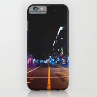 iPhone & iPod Case featuring City Lights by Taylor Scalise