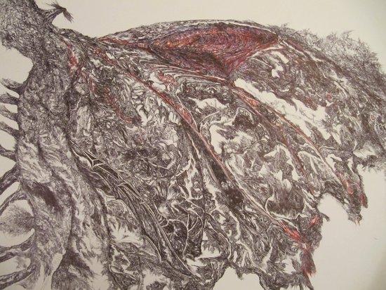 Birdopticape Art Print