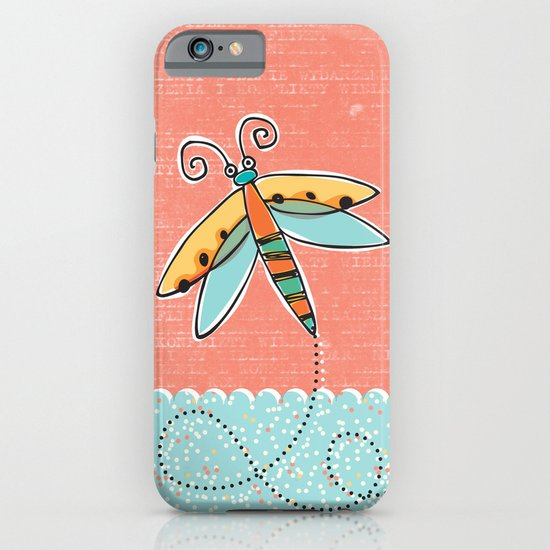 Summer Buzzin' iPhone & iPod Case