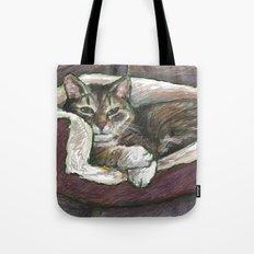 Pet Portrait 1  Tote Bag