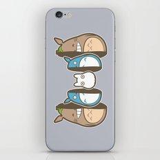 Totodoll iPhone & iPod Skin