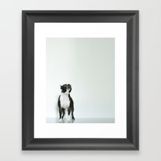 The Howler Framed Art Print