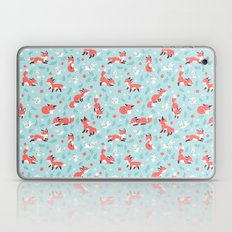 Fox and Bunny Pattern Laptop & iPad Skin