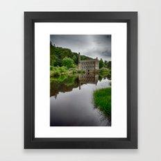 Gibson Mill Framed Art Print