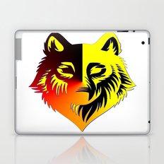 The Solar Wolf Laptop & iPad Skin
