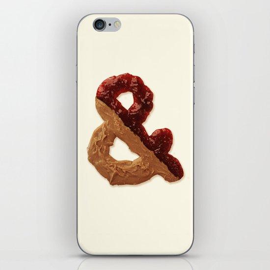 Jampersandwich iPhone & iPod Skin