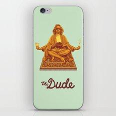 The Lebowski Series: The Dude iPhone & iPod Skin