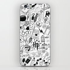 Hogwarts, Hogwarts, Hogg… iPhone & iPod Skin