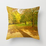 LEAF LULLABY Throw Pillow