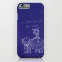 iPhone & iPod Case featuring Live Your Own Adventure by Gabriela Von Gal