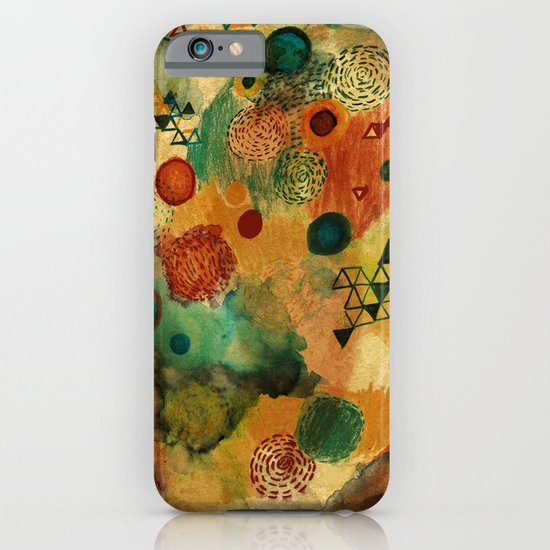 Creative Attraction iPhone & iPod Case