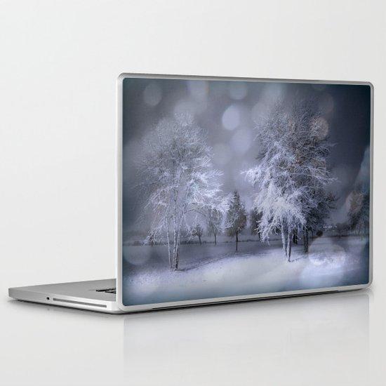 Thursday Winter's Night Laptop & iPad Skin