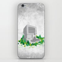 Keyboard City iPhone & iPod Skin