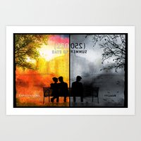 250/250 Days Of Summer..… Art Print