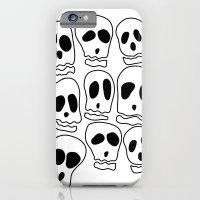 Skulls-1 iPhone 6 Slim Case