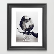 Another Monday Framed Art Print