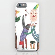 Crazy Egg. iPhone 6s Slim Case