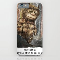 All good things are wild and free iPhone 6s Slim Case
