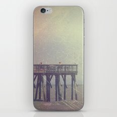 The Warm Winds Of Summer's Wreckage iPhone & iPod Skin