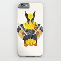 Polygon Heroes - Wolveri… iPhone 6 Slim Case