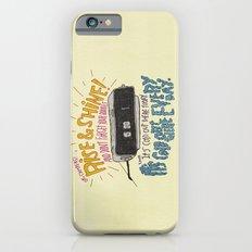 GROUNDHOGGIN' Y'ALL iPhone 6 Slim Case