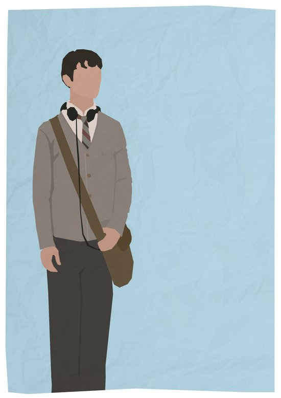 500 Days of Summer Poster Set (2/2) Art Print