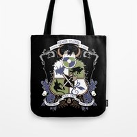 Dragon Training Crest - … Tote Bag