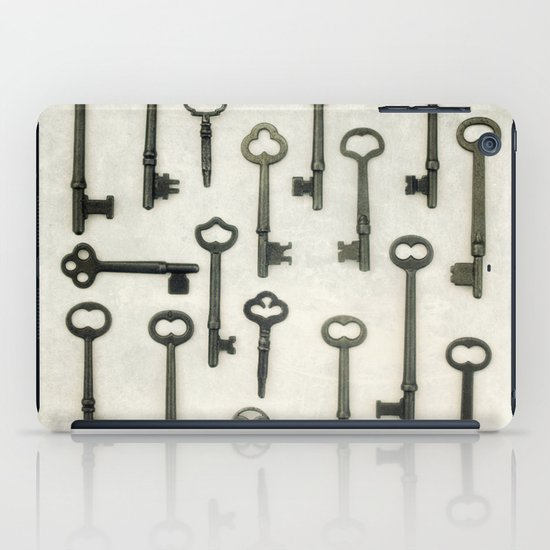 The Key Collection iPad Case