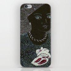 DE CORAZÓN iPhone & iPod Skin